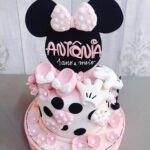 Pastel de Minnie Mouse