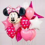 Globos de Minnie Mouse