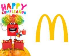 Cumpleaños en McDonalds