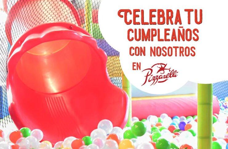 Cumpleaños en Pizzarelli
