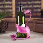 Sostenedor de botella de Flamenco