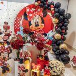 Decoración de Minnie Mouse