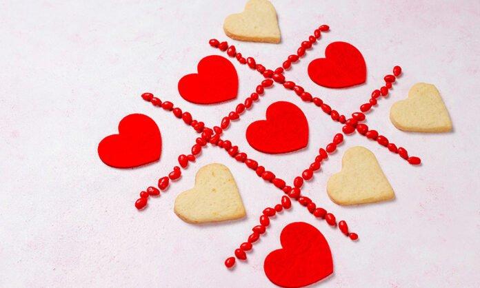 Juegos San Valentín