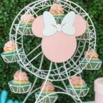 Cupcakes de Minnie Mouse