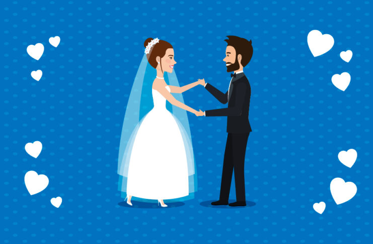 Merengues para bodas