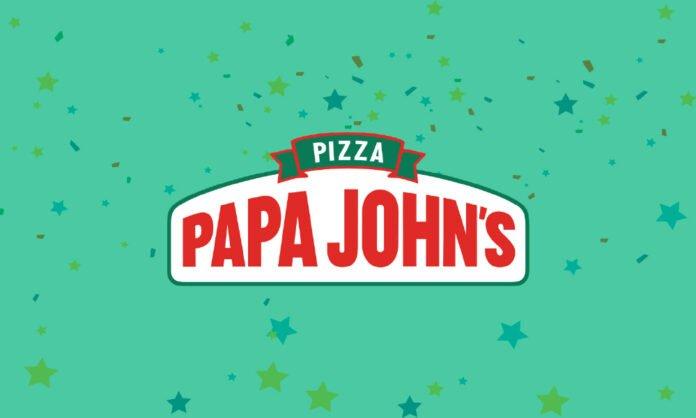 Cumpleaños en Papa Johns