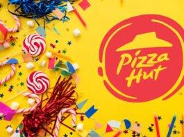 Cumpleaños en Pizza Hut