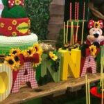 Dulces de Minnie Mouse