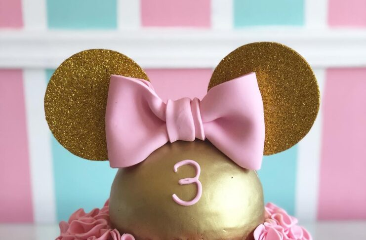 cumpleaños de minnie mouse
