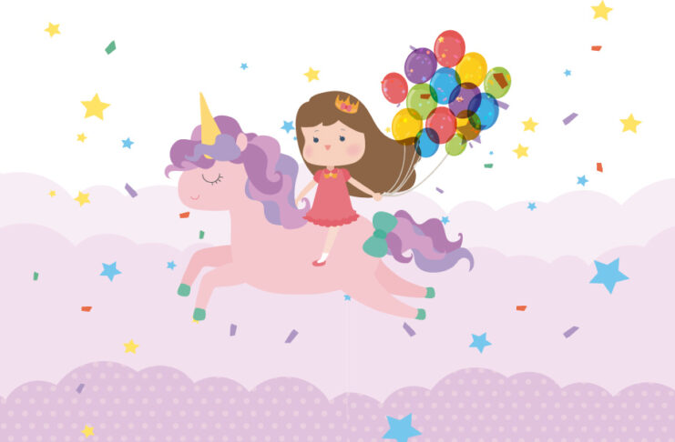 Cumpleaños para niñas
