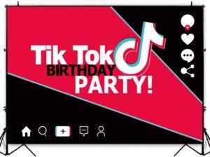 Background Tik Tok