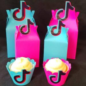 Cupcakes Tik Tok