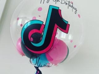 tik tok balloons