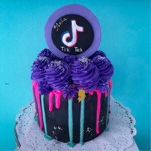 Cake Tik Tok